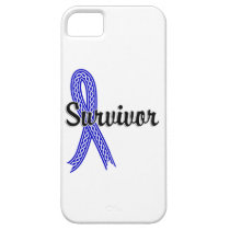 Survivor 17 Anal Cancer iPhone SE/5/5s Case