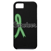 Survivor 17 Bile Duct Cancer iPhone SE/5/5s Case