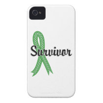 Survivor 17 Bile Duct Cancer iPhone 4 Case