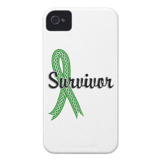Survivor 17 Bile Duct Cancer iPhone 4 Case