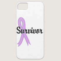 Survivor 17 Cancer (General) iPhone SE/5/5s Case