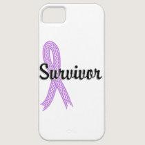 Survivor 17 Cancer (General) iPhone SE/5/5s Case