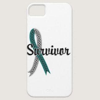 Survivor 17 Cervical Cancer iPhone SE/5/5s Case