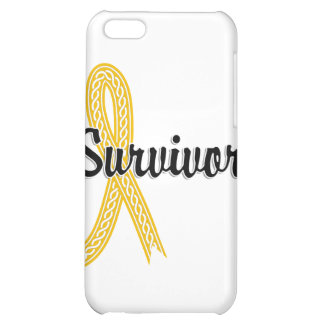 Survivor 17 Childhood Cancer iPhone 5C Covers