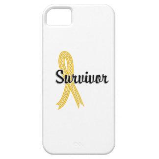 Survivor 17 Childhood Cancer iPhone SE/5/5s Case