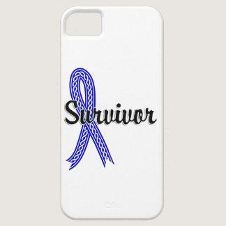 Survivor 17 Colon Cancer iPhone SE/5/5s Case