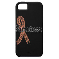 Survivor 17 Endometrial Cancer iPhone SE/5/5s Case