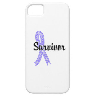 Survivor 17 Esophageal Cancer iPhone SE/5/5s Case