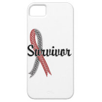 Survivor 17 Head and Neck Cancer iPhone SE/5/5s Case