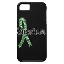 Survivor 17 Liver Cancer iPhone SE/5/5s Case