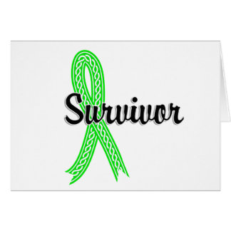 Survivor 17 Lymphoma Card