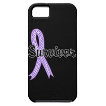 Survivor 17 Lymphoma (Hodgkin's) iPhone SE/5/5s Case