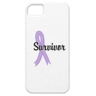 Survivor 17 Lymphoma (Hodgkin's) iPhone SE/5/5s Case
