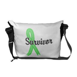 Survivor 17 Lymphoma Non-Hodgkin s Commuter Bag