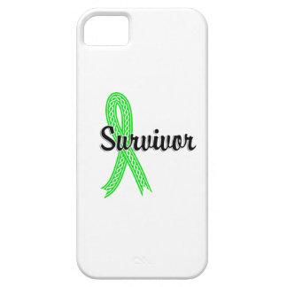 Survivor 17 Lymphoma (Non-Hodgkin's) iPhone SE/5/5s Case