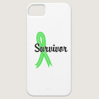 Survivor 17 Lymphoma (Non-Hodgkin's) iPhone SE/5/5s Case