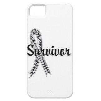 Survivor 17 Mesothelioma iPhone SE/5/5s Case