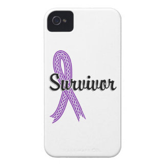 Survivor 17 Pancreatic Cancer iPhone 4 Covers