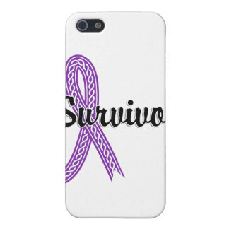 Survivor 17 Pancreatic Cancer Covers For iPhone 5
