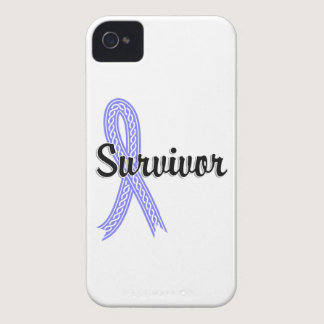 Survivor 17 Prostate Cancer iPhone 4 Case-Mate Case