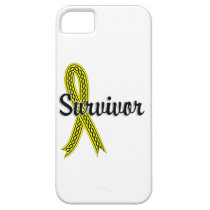 Survivor 17 Sarcoma iPhone SE/5/5s Case