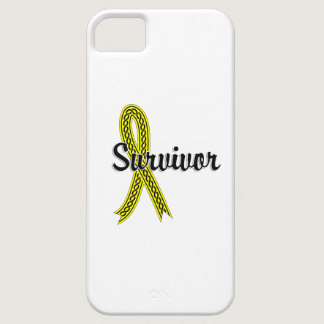 Survivor 17 Testicular Cancer iPhone SE/5/5s Case