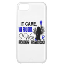 Survivor 22 Anal Cancer iPhone 5C Cover