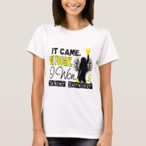 Survivor 22 Bladder Cancer T-Shirt
