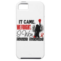 Survivor 22 Blood Cancer iPhone SE/5/5s Case