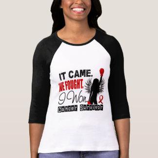 Survivor 22 Blood Cancer Tee Shirt