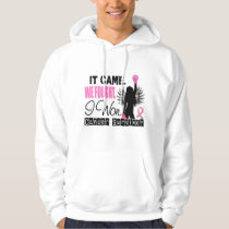 Survivor 22 Breast Cancer Hoodie