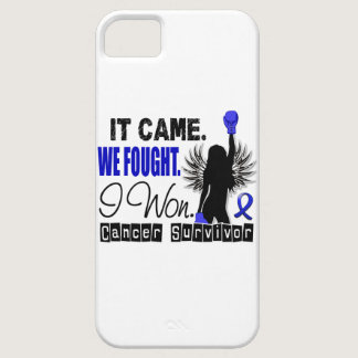 Survivor 22 Colon Cancer iPhone SE/5/5s Case