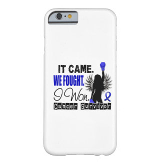 Survivor 22 Colon Cancer iPhone 6 Case