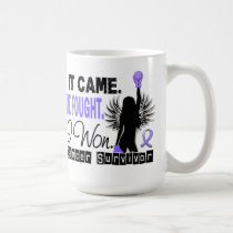 Survivor 22 Esophageal Cancer Coffee Mug