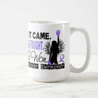 Survivor 22 Esophageal Cancer Coffee Mug