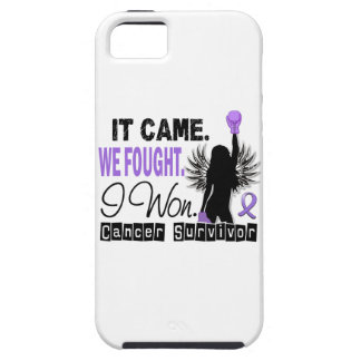 Survivor 22 Hodgkin's Lymphoma iPhone SE/5/5s Case