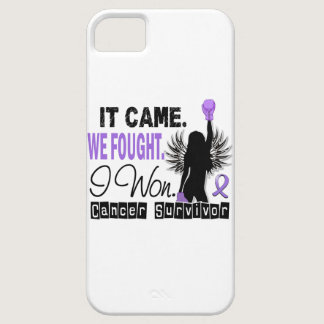 Survivor 22 Hodgkin's Lymphoma iPhone SE/5/5s Case