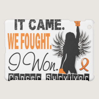 Survivor 22 Kidney Cancer Cover For The iPad Mini