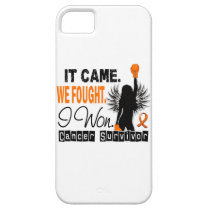 Survivor 22 Kidney Cancer iPhone SE/5/5s Case