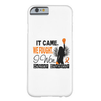Survivor 22 Leukemia Barely There iPhone 6 Case