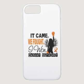 Survivor 22 Leukemia iPhone 7 Case