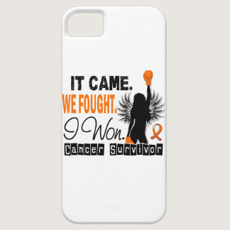 Survivor 22 Leukemia iPhone SE/5/5s Case