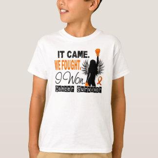 Survivor 22 Leukemia T-Shirt