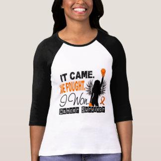 Survivor 22 Leukemia Tee Shirts