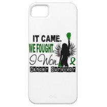 Survivor 22 Liver Cancer iPhone SE/5/5s Case