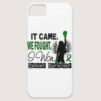 Survivor 22 Liver Cancer iPhone SE/5/5s Case