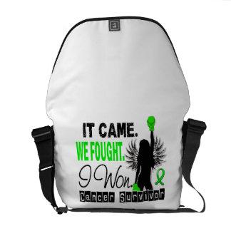 Survivor 22 Non-Hodgkin s Lymphoma Commuter Bags