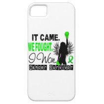 Survivor 22 Non-Hodgkin's Lymphoma iPhone SE/5/5s Case