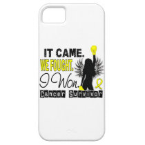 Survivor 22 Sarcoma iPhone SE/5/5s Case