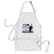 Survivor 22 Stomach Cancer Adult Apron